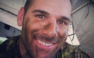 WARMINGTON: Honouring a fallen Canadian warrior